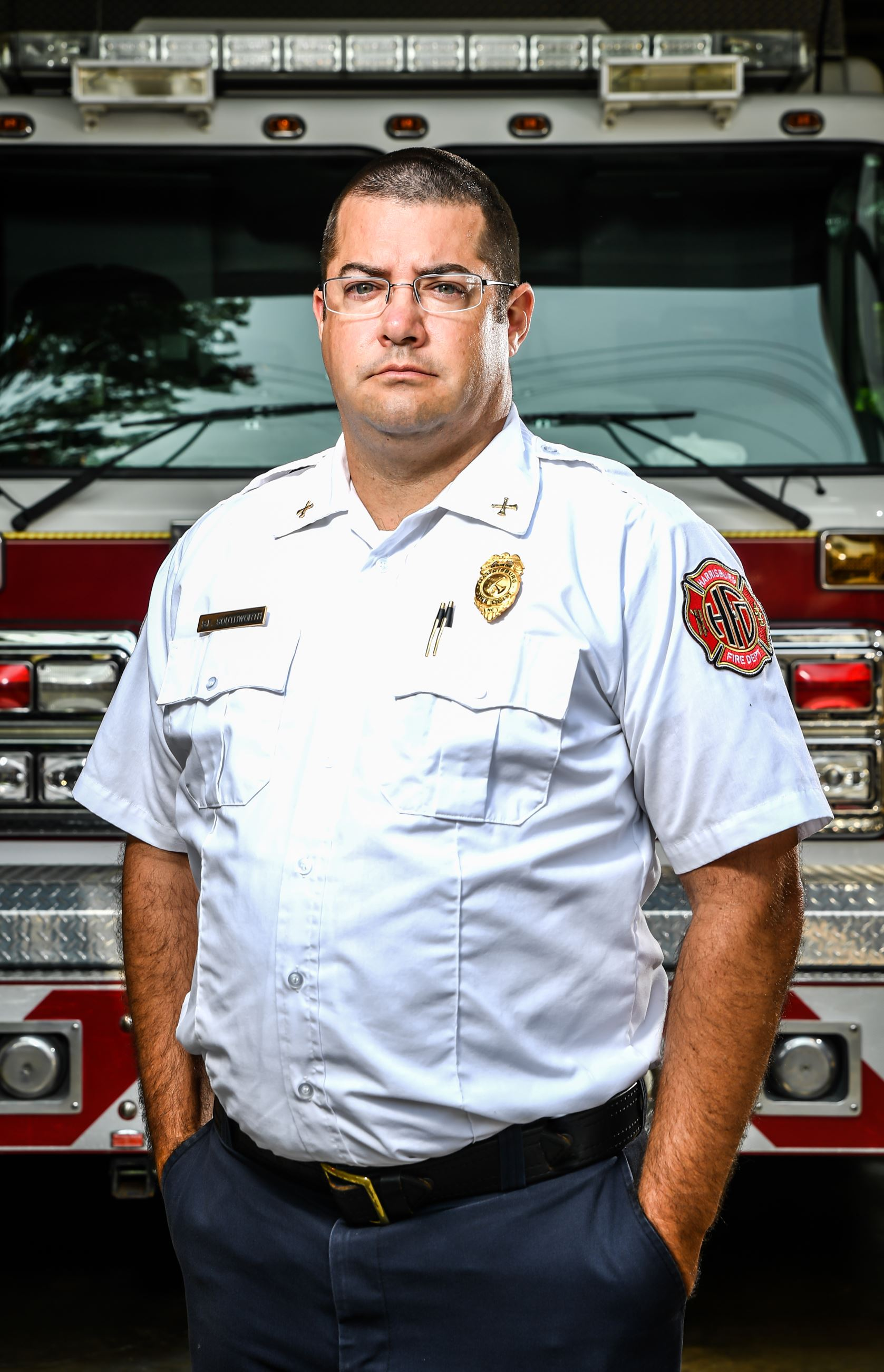 battalion chief steven southworth